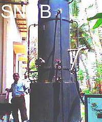 Manufacturing Setup - Boiler | SNDB