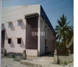 Manufacturing Setup - Building | SNDB
